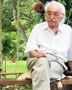 Manoel de Barros (Foto: tvca)