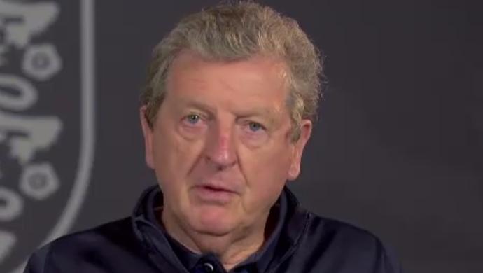 técnico Roy Hodgson, Inglaterra (Foto: Reprodução SporTV)