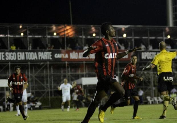 Globo Esporte Paraná (Foto: Gustavo Oliveira/ Site oficial do CAP)