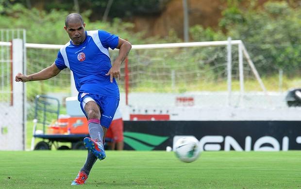 Alessandro - Náutico (Foto: Aldo Carneiro / Pernambuco Press)