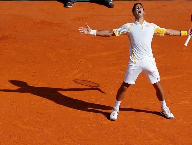 tênis novak djokovic atp de Monte carlo (Foto: Agência AP)