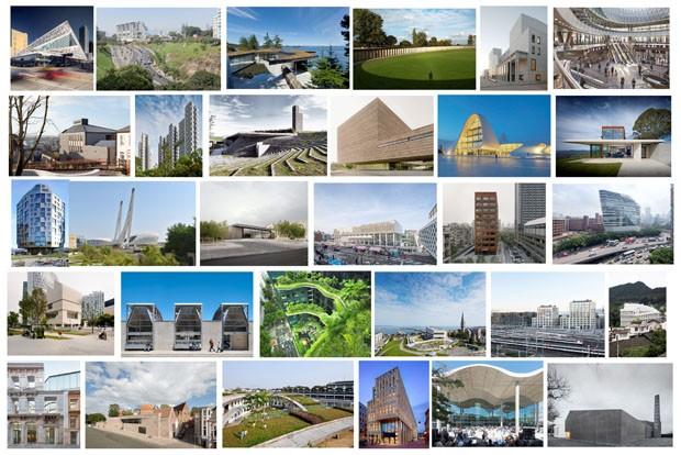 Os 30 prédios mais incríveis do mundo, segundo o RIBA 2016 (Foto: Divulgação )