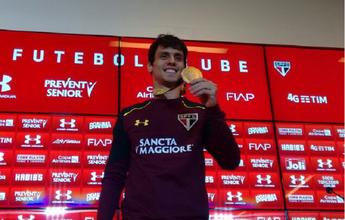 Reforço de ouro: Rodrigo Caio avisa São Paulo e volta contra o Coritiba