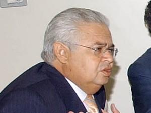 O ex-presidente do PP, Pedro Correa, em 2005 (Foto: Antônio Cruz/ABr)