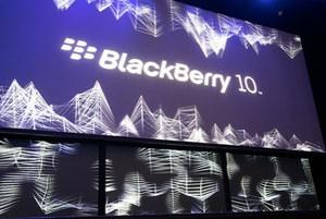 Evento no dia 30 de janeiro de 2013 apresentará o Blackberry 10 (Foto: Divulgação)