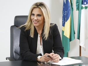 Cida Borghetti foi nomeada para o Escritório de Representação do Paraná em Brasília (Foto:  Jonas Oliveira/AEN PR)