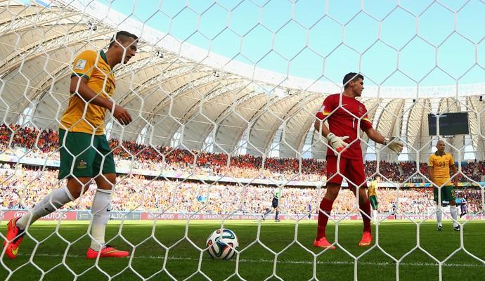 Austrália x Holanda (Foto: Getty Images)