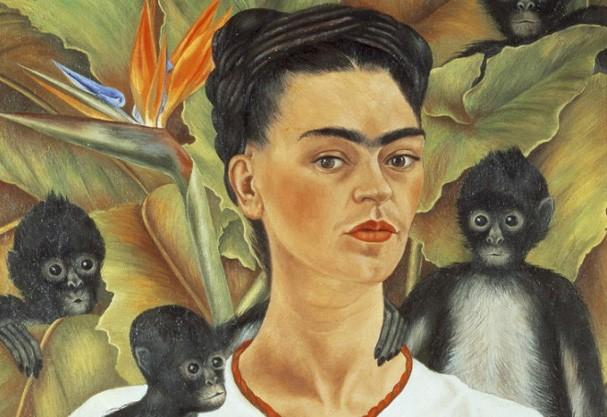Frida Kahlo (Foto: Reprodução)