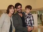 O careca da vez: Juliano Cazarré vai mudar o visual em 'Amor à vida'