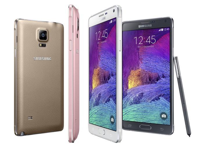 49b72f72251c4 JV TEC - Samsung apresenta Galaxy Note 4 e seus novos aparelhos na IFA 2014