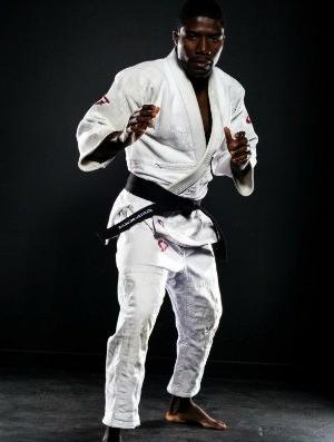 Josue Deprez é um dos principais atletas do Haiti (Foto: Ernesto Sempoll)