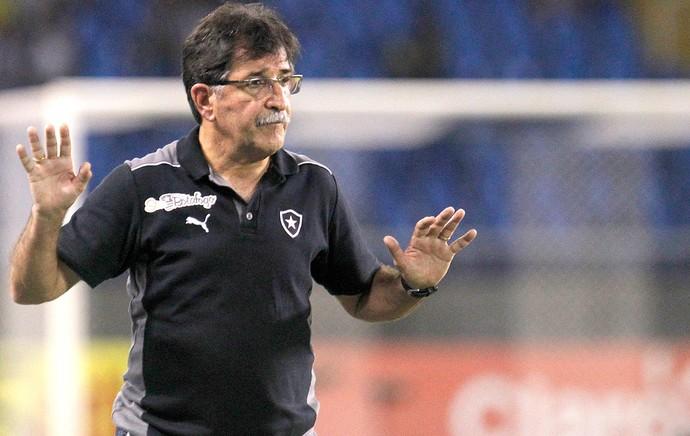 René Simões, Botafogo X Londrina (Foto: Vitor Silva / SSpress)