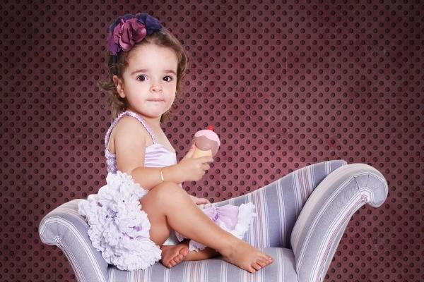 Luiza completou três anos (Foto: Arquivo Pessoal)