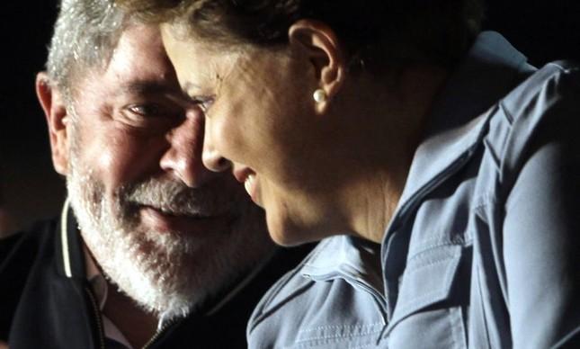 Luiz Inácio Lula da Silva e Dilma Rousseff (Foto: Reuters)