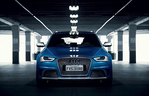 Audi RS4 Avant (Foto: Fabio Aro)
