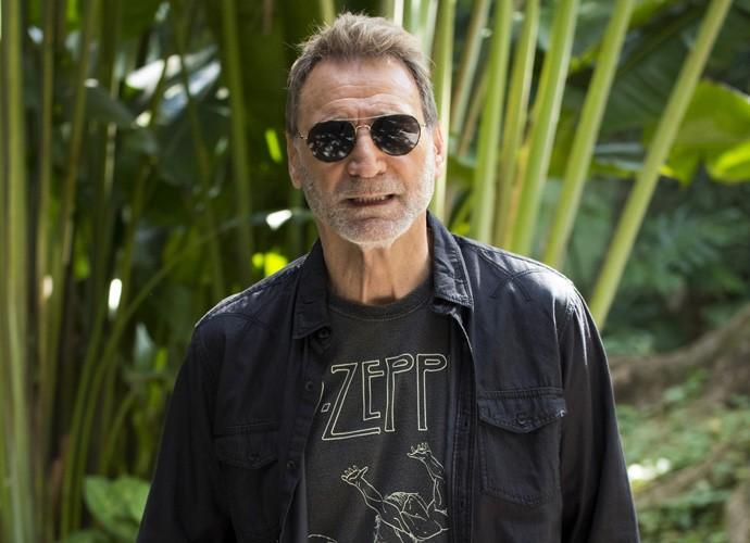Herson Capri interpreta Gordo, pai de Diana e dono da gravadora Som Discos (Foto: Globo / César Alves)