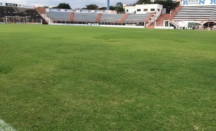 Estádio Agostinho Prada, em Limeira (Foto: Murilo Borges)