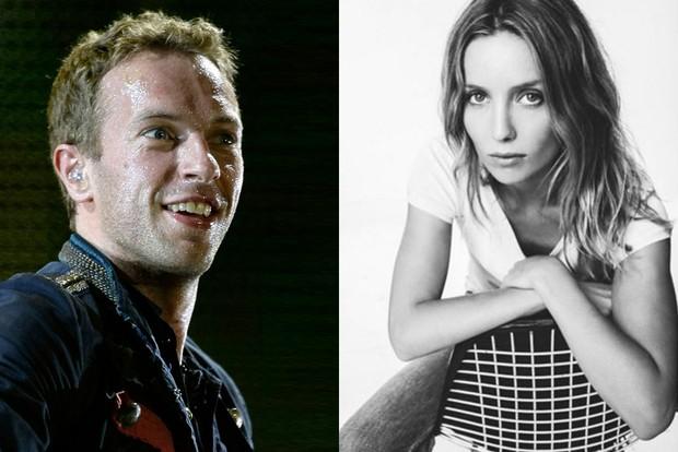 Chris Martin e Anna Belle Wallis (Foto: Instagram / Reprodução)