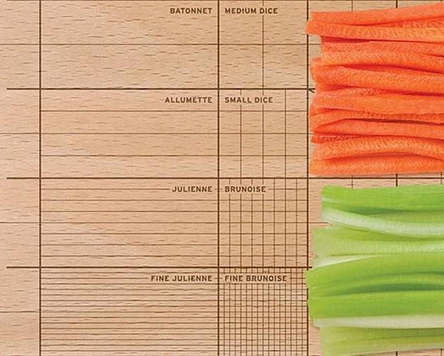 The Obsessive Chef Cutting Board (Foto: Reprodução)
