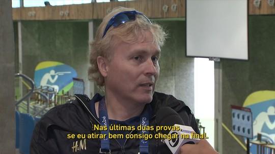 """Feliz no Rio, sueco dará adeus após a sua 10ª Paralimpíada: """"É o suficiente"""""""