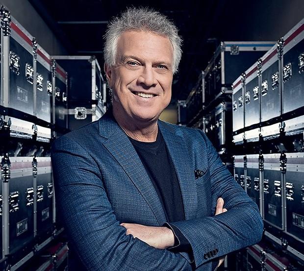 Pedro Bial (Foto: Ramon Vasconcellos/ TV Globo)