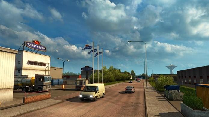 Alguns locais específicos das cidades serão reproduzidos no cenário do jogo (Foto: CarGamingBlog)
