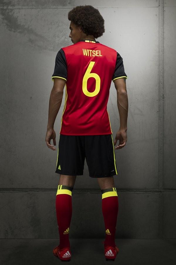 ... Nova camisa Bélgica Witsel 78d7deeece7ba