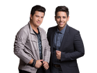 Henrique e Juliano participarão do primeiro DVD de Hugo e Guilherme
