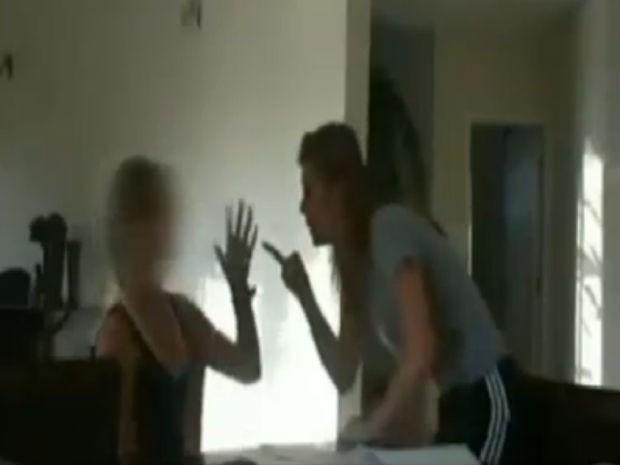 Vídeo foi postado na internet e resultou em grande visibilidade ao caso (Foto: Reprodução/Rede Globo)