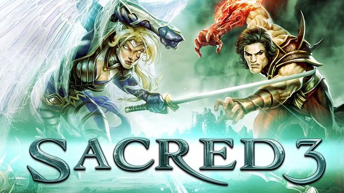 review sacred 3 techtudo
