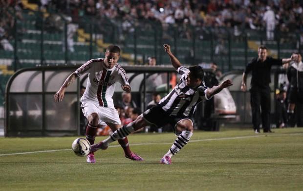 Bruno, Fluminense x Figueirense (Foto: Marco Dutra / Photocâmera)
