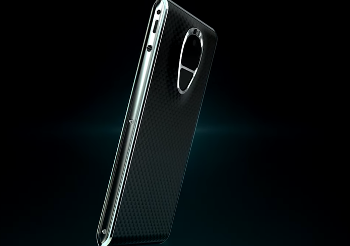 Solarin: smartphone roda Android e tem bateria de 4.040 mAh (Foto: Reprodução/YouTube)