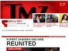 Encontro de Rupert Sanders com (ex) mulher foi para tratar divórcio, diz site