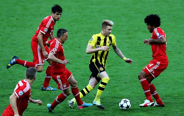 FINAL AO VIVO: BORUSSIA 0 x 0 BAYERN (Getty Images)