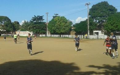São Francisco e Flamengo ficaram no empate em 1 a 1 (Foto: Edinelson Nunes/Ascom São Francisco)