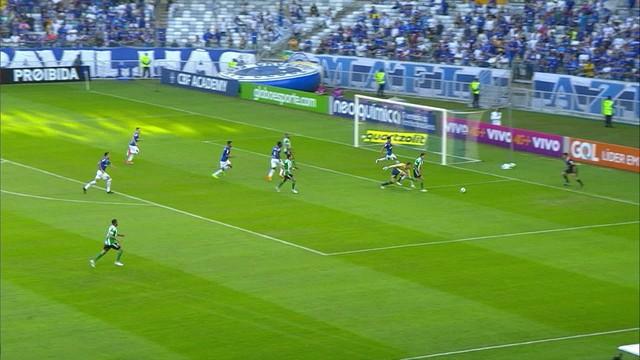 cb5d0a0730 Cruzeiro x Coritiba - Campeonato Brasileiro 2017-2017 - globoesporte.com
