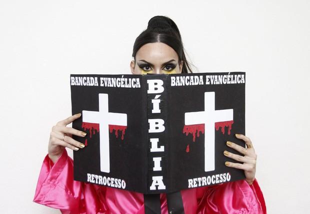 Viviane Belebony (Foto: Celso Tavares / EGO)