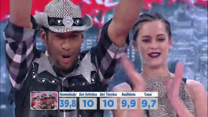 sophia abrahao ranking (Foto: tv globo)