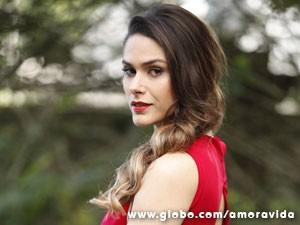 Fernanda Machado Leila (Foto: Pedro Curi / TV Globo)
