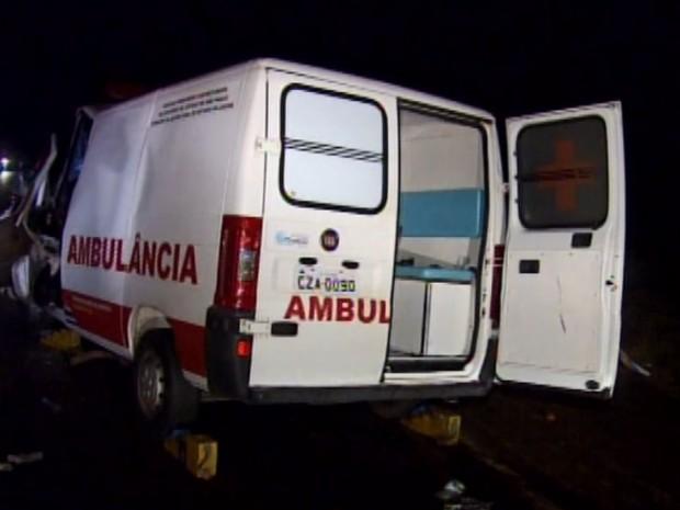 Mulher que morreu acompanhava a filha, que fazia tratamento em Ribeirão Preto (Foto: Arquivo/EPTV)