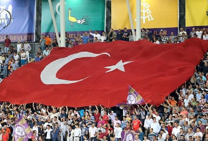 Osmanlispor Turquia (Foto: Divulgação)