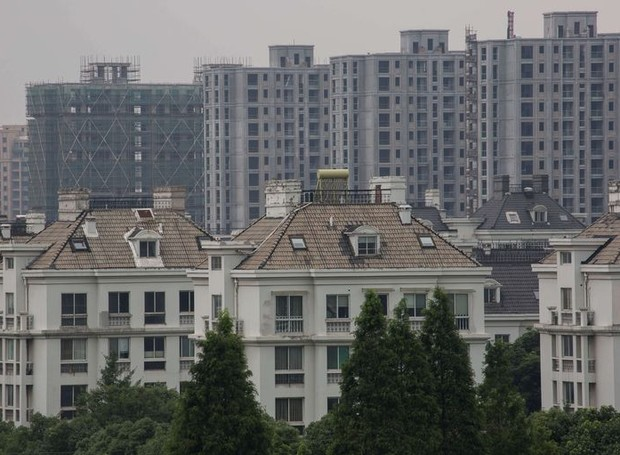 Tianducheng tem prédios com o estilo da capital francesa (Foto: Reprodução)