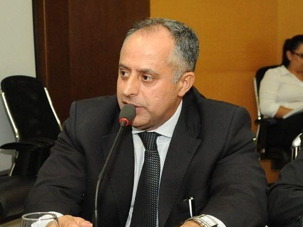 José Rony Almeida foi nomeado procurador-geral de Justiça de Sergipe (Foto: Divulgação/MP)