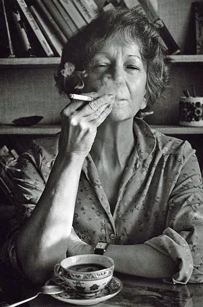 A polonesa Wislawa Szymborska