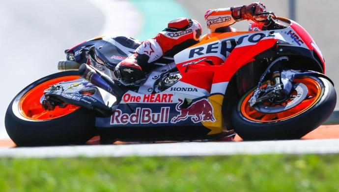 Marc Marquez mundial de motovelocidade República Tcheca (Foto: Divulgação/Moto GP)