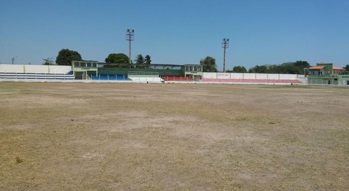Estádio Deusdeth de Melo (Foto: Ricardo Andrade)