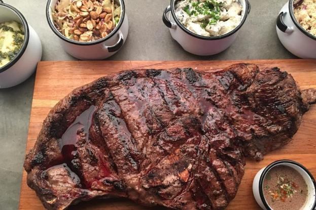 Seu churrasco nunca mais será o mesmo (Foto: Reprodução/Instagram (@KODSteakhouse))