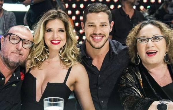 """Elenco do programa """"Amor & Sexo"""" (Foto: Divulgação)"""