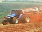 Agricultores de Jataí, GO, retomam o plantio da safra de milho