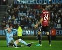 Copa do Rei: Celta acerta trave duas vezes, mas semifinal fica no empate